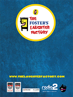The Laughter Factory @ Park Rotana Abu Dhabi