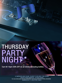Thursday Party Night @ The Exchange