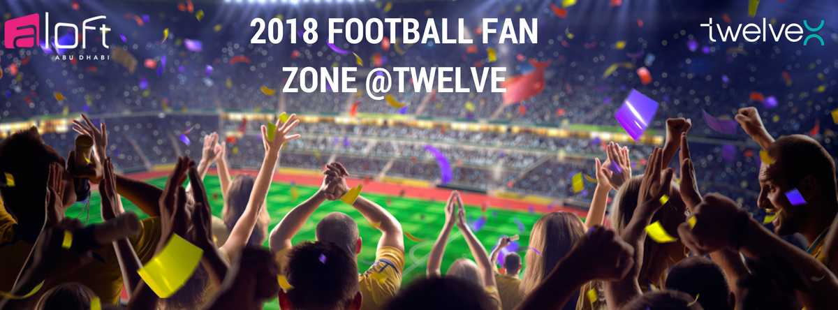 2018 Football Fan zone @TWELVE