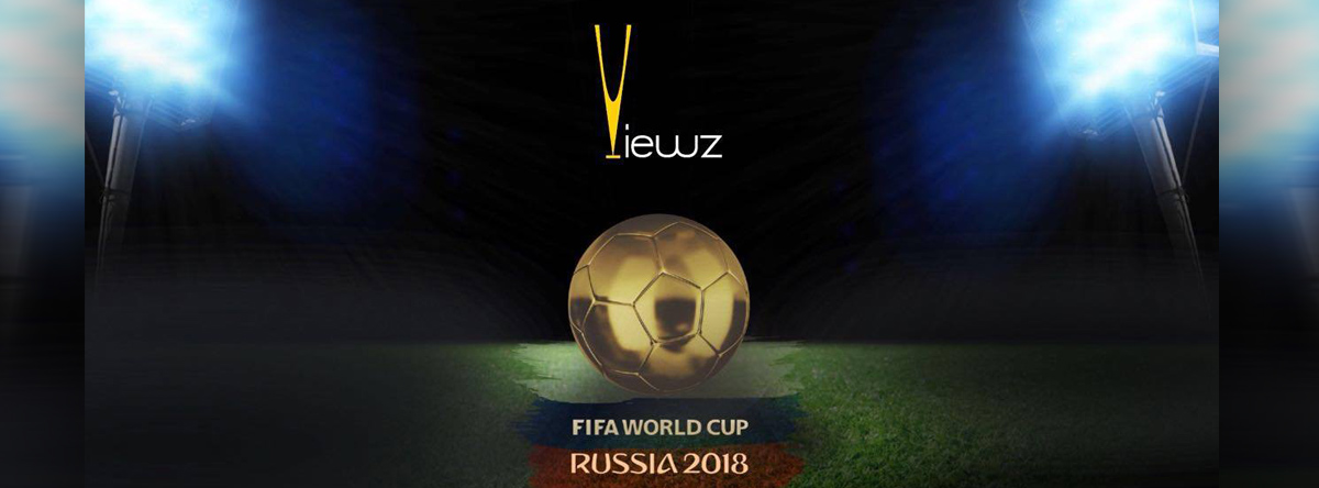 World Cup Live @ Viewz