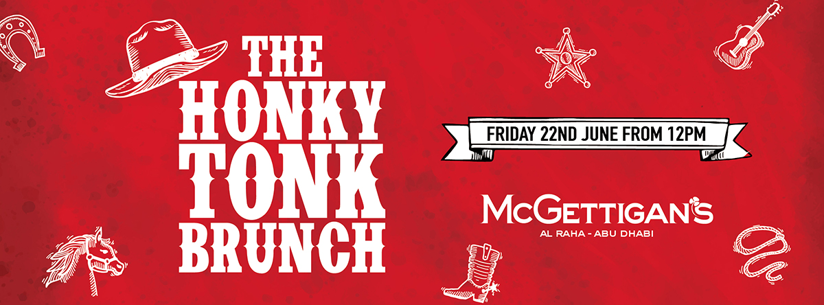 The Honky Tonk Brunch @ McGettigans