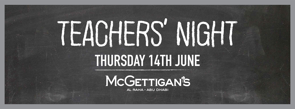 Teacher's Night @ McGettigan's