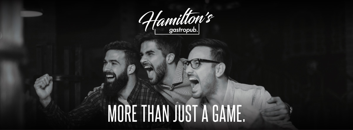 The World Cup @ Hamilton's Gastropub