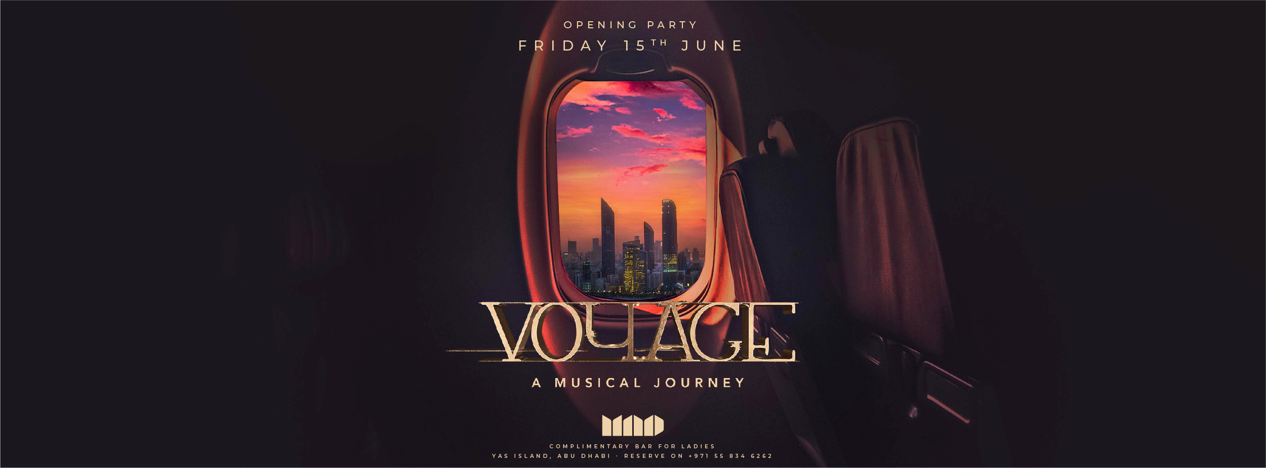 Voyage Season Launch @ MAD on Yas Island
