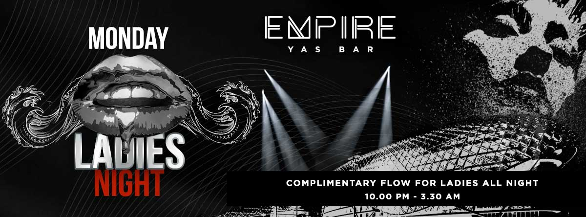 Ladies Night @ Empire