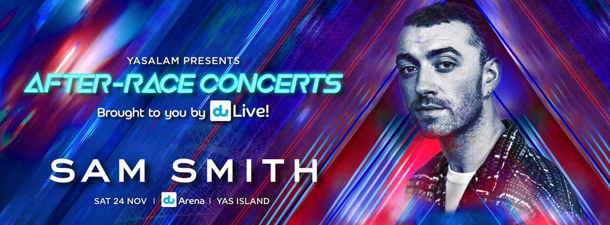 F1 2018 After Race Concert - Sam Smith