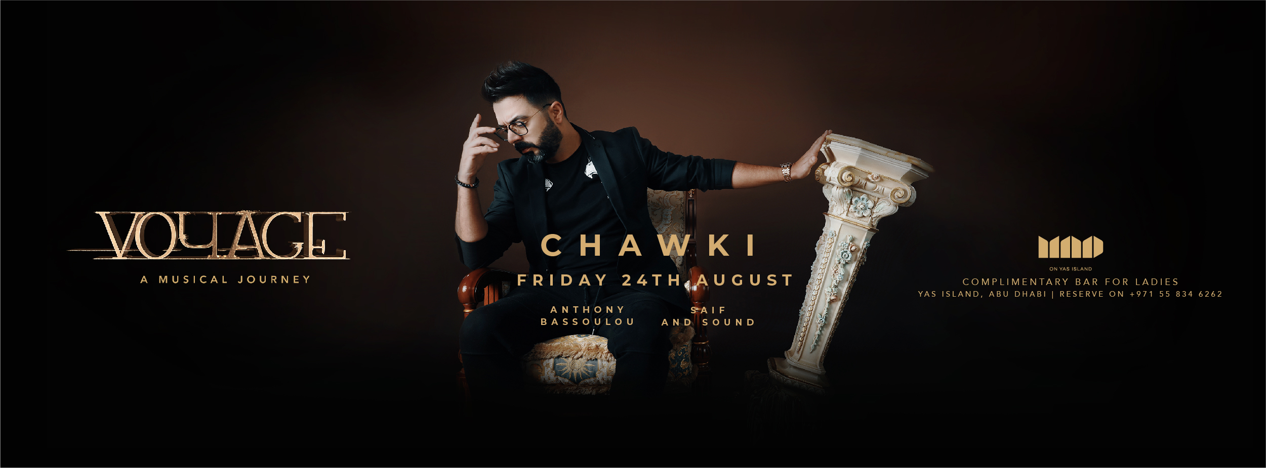 Mad Presents Chawki