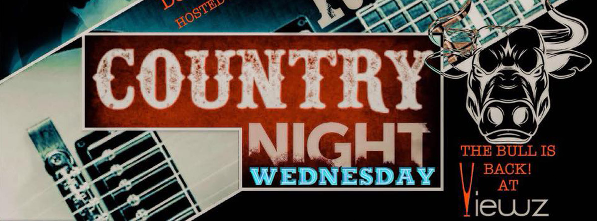 Country Rock Night @ Viewz