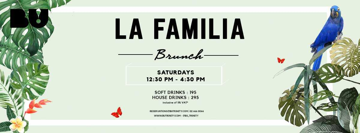 La Familia Brunch @ BU!