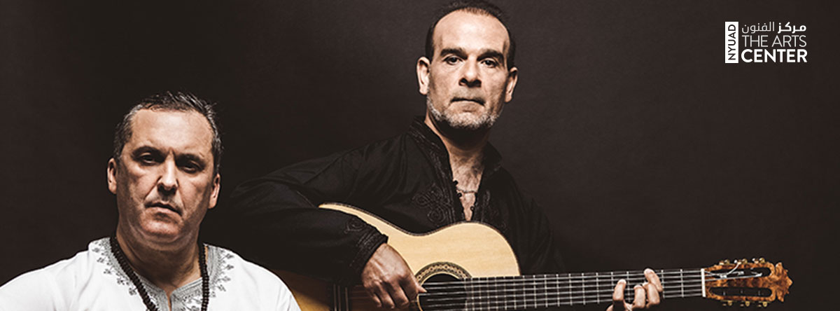 Chaâbi Flamenco - Juan Carmona and Ptit Moh @ The Red Theatre