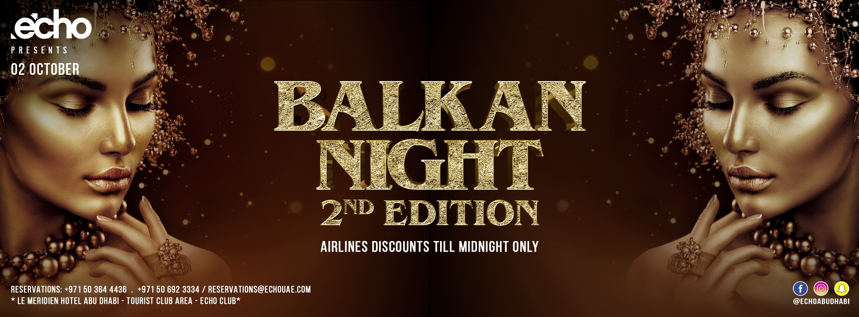 Balkan Night II Edition @ Echo
