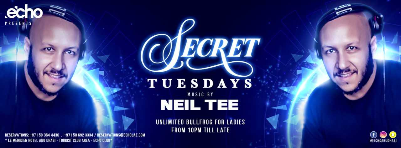 Secret Tuesday @ Echo