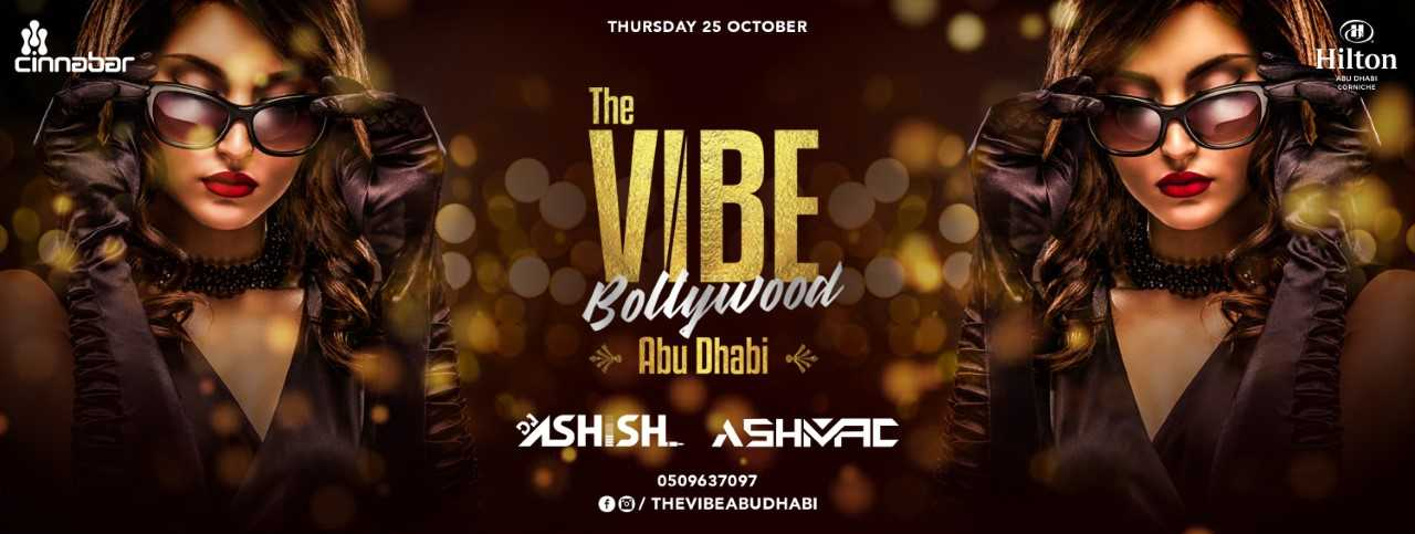 The Vibe Bollywood @ Cinnabar