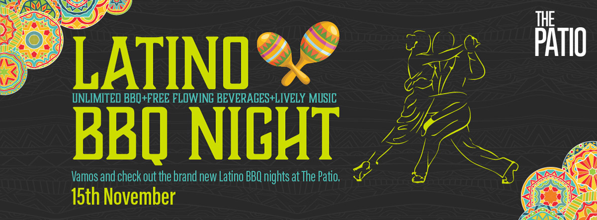 Latino BBQ Night @ WESTIN