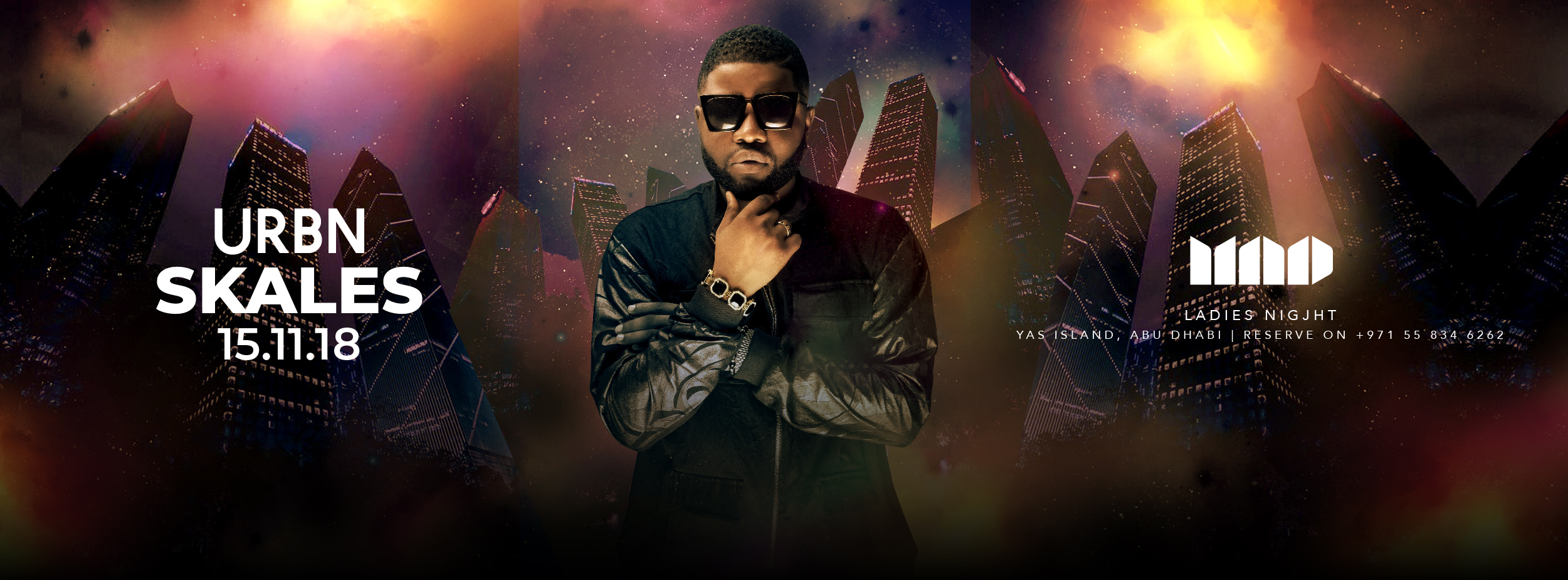Mad Yas Presents Skales
