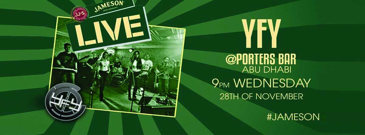 Jameson Live Party @ Porters