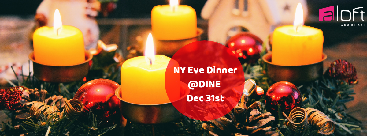 NY EVE Dinner @ Dine Aloft