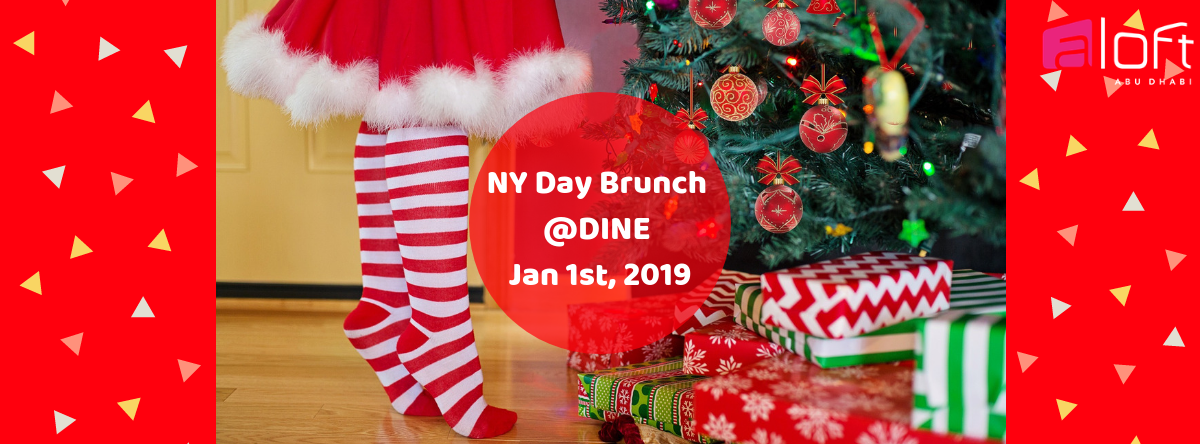 NY DAY BRUNCH @DINE Aloft