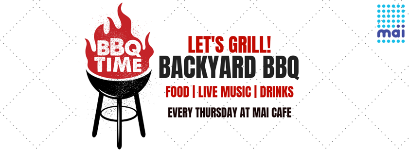 Backyard BBQ is back @ Aloft Abu Dhabi