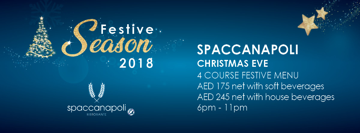 Christmas Eve @ Spaccanapoli