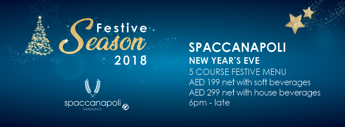 New Year's Eve @ Spaccanapoli