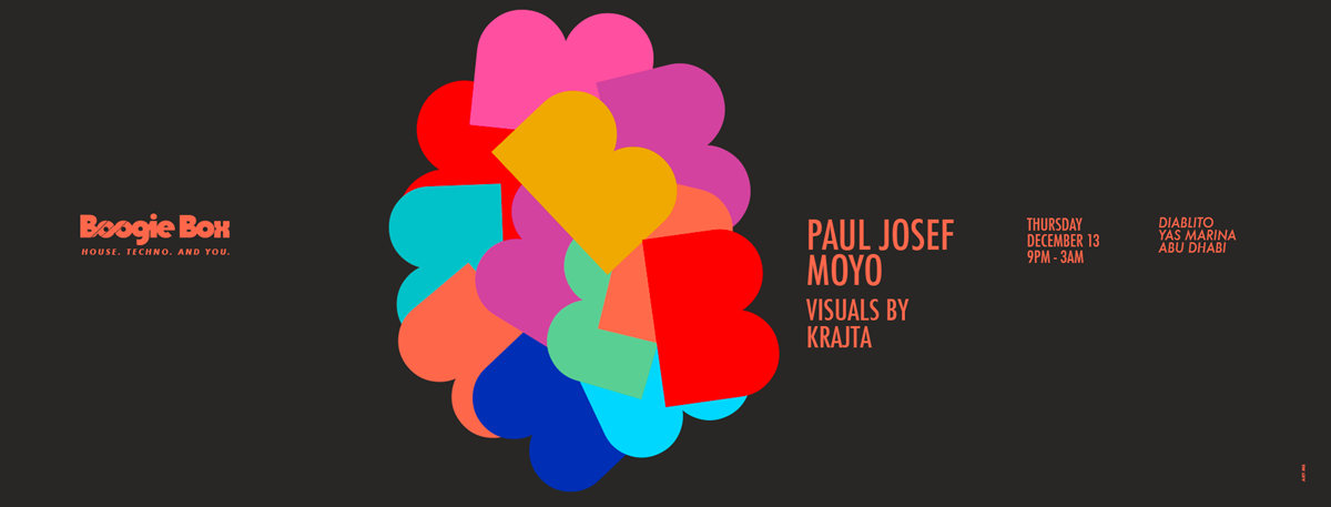 Boogie Box w/ Paul Josef + Moyo