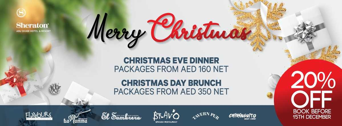 Christmas Brunch @ Flavours