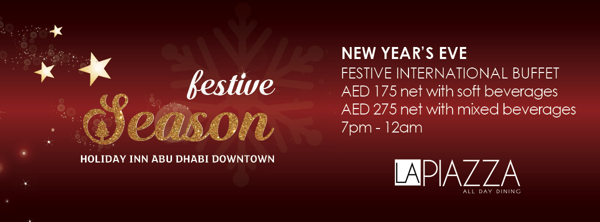 New Year's Eve @ La Piazza