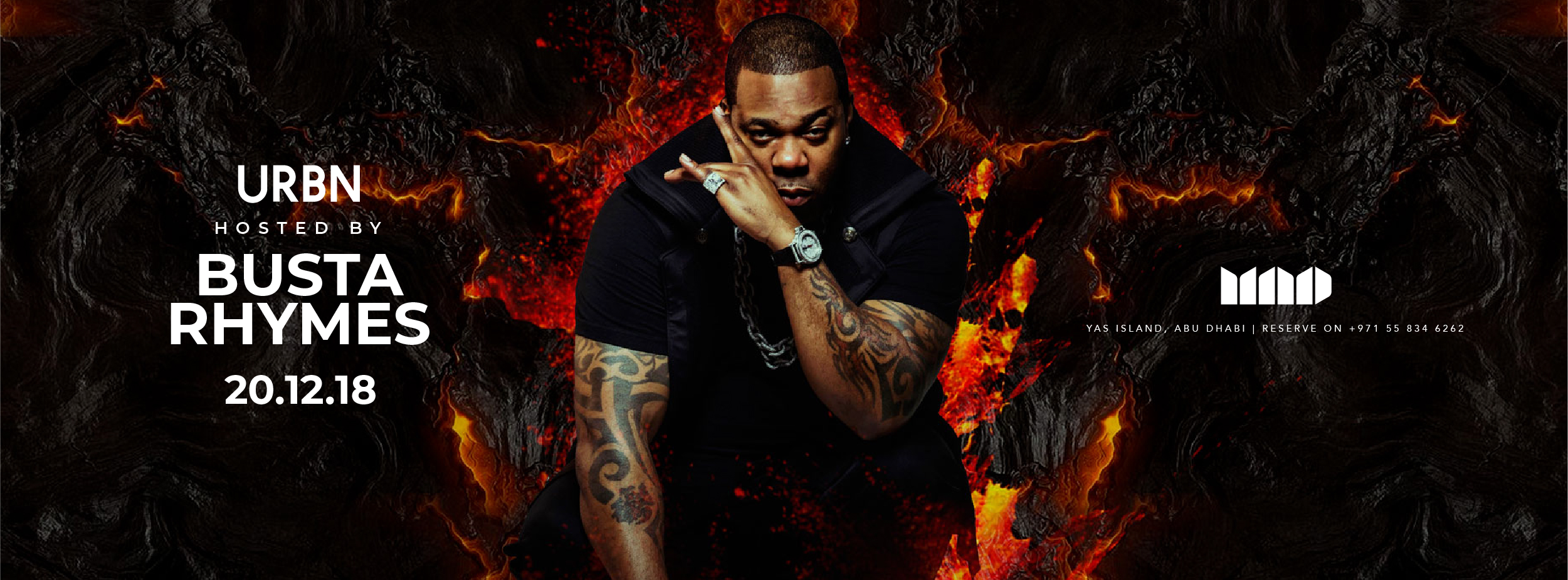 Busta Rhymes Live @ MAD