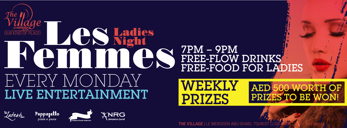 Ladies' Night Les Femmes @ The Village