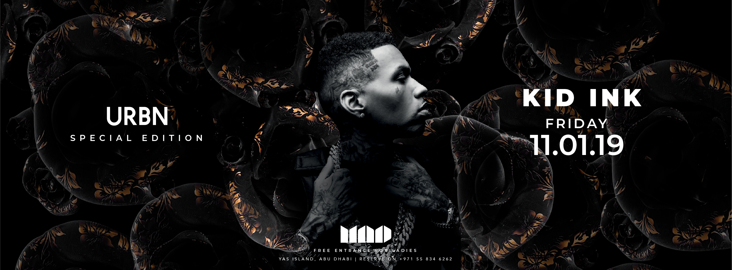 KID INK @ MAD