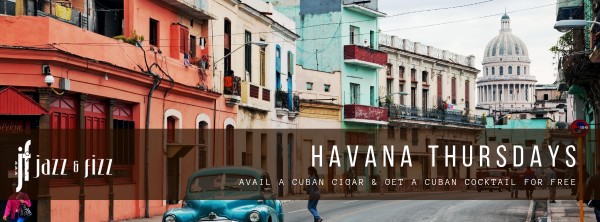 Havana Thursdays @ Jazz & Fizz