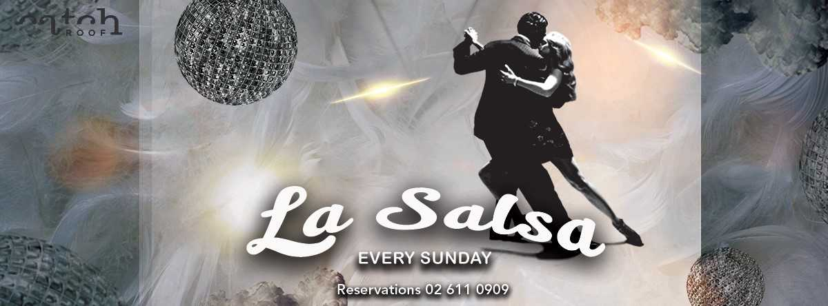 La Salsa @ Catch