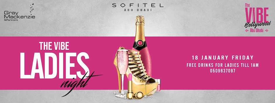 Ladies Night @ Sofitel