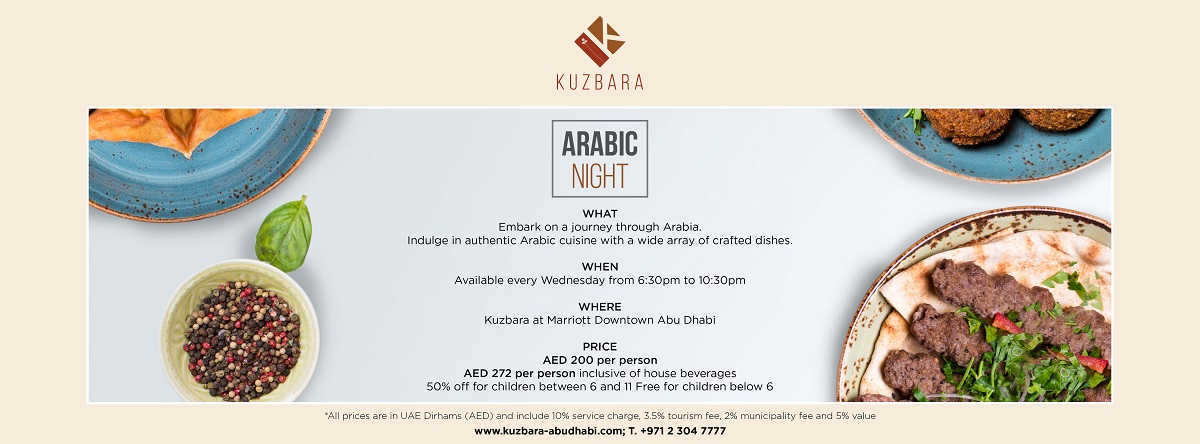 Arabic Night @ Kuzbara