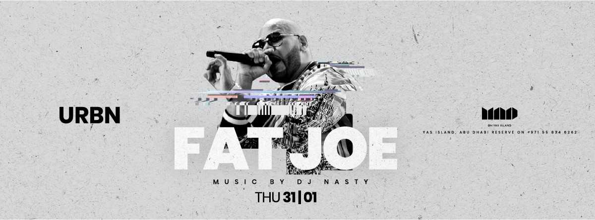 Fat Joe @ MAD