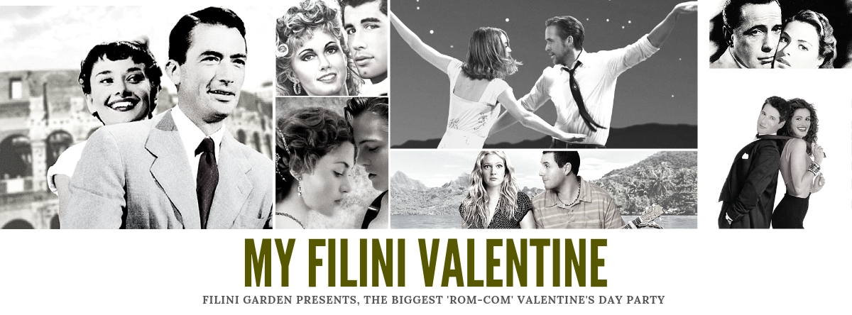 Filini Supper Club: Valentine's Edition