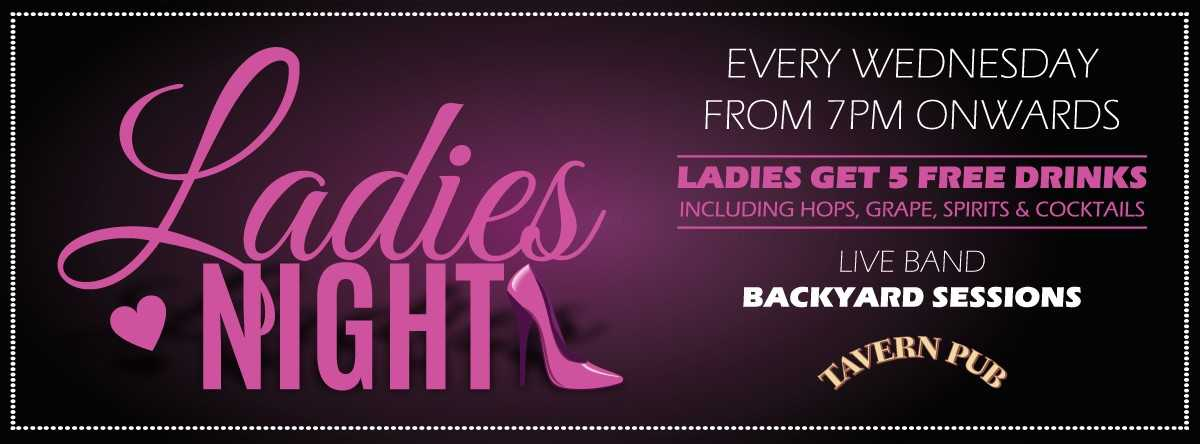 Ladies Night @ Tavern Pub