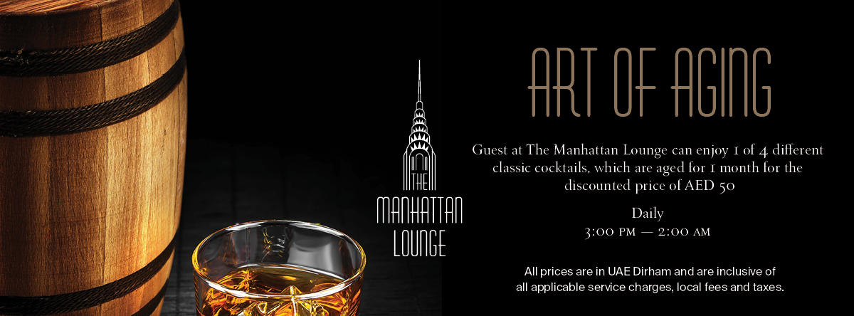 Art of Aging @ Manhattan Lounge