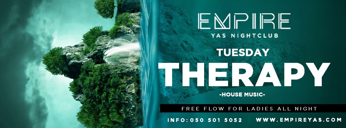 THERAPY Ladies Night @ EMPIRE