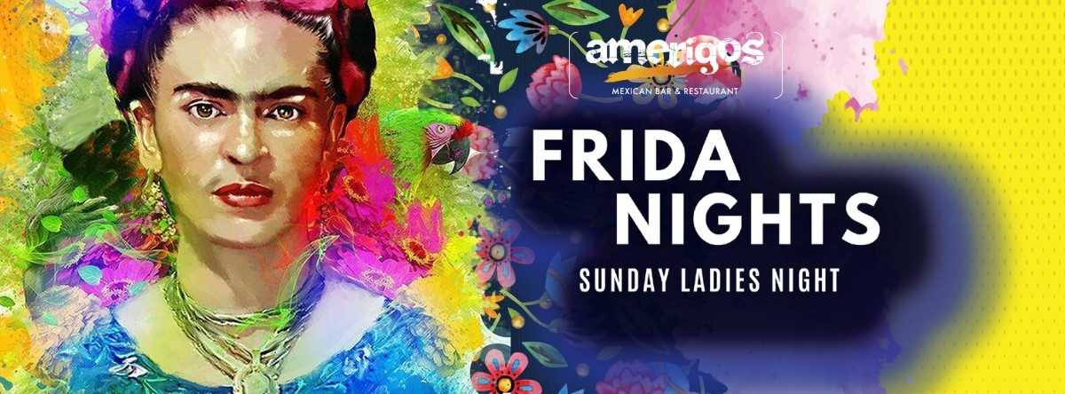 Frida Nights @ Amerigos Yas Island
