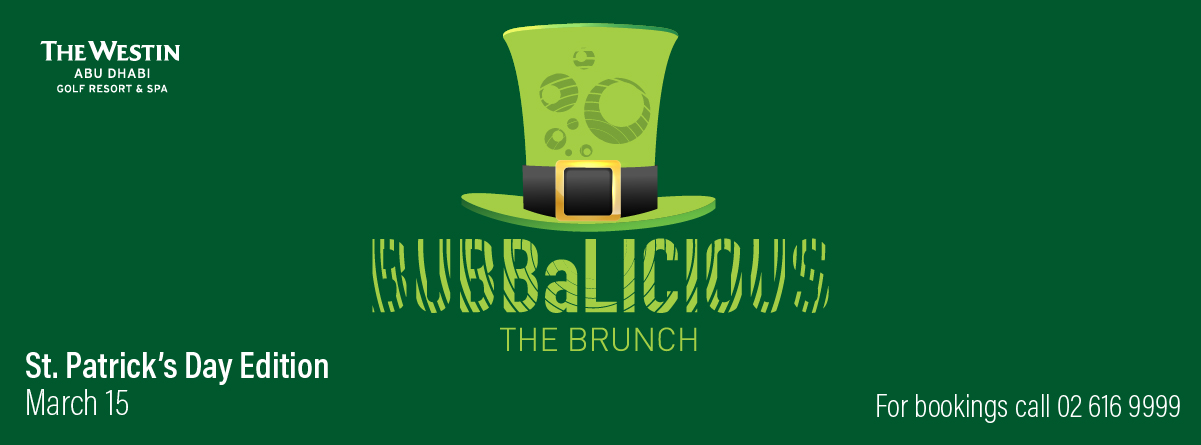 BUBBALICIOUS BRUNCH: St. Patrick's Day Edition @ Fairways