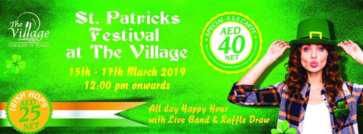 ST PATRICK'S DAY @ The Village