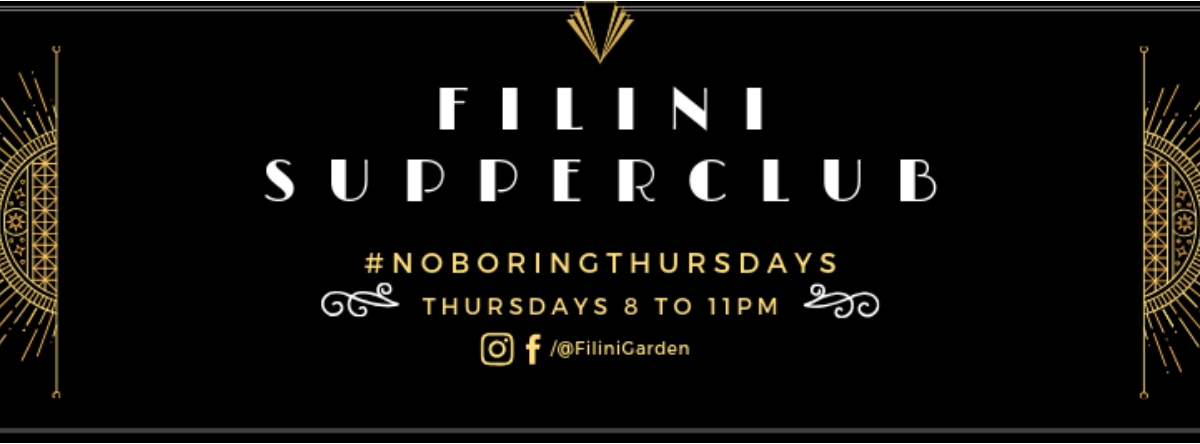 THURSDAY NIGHT BRUNCH: FILINI SUPPER CLUB