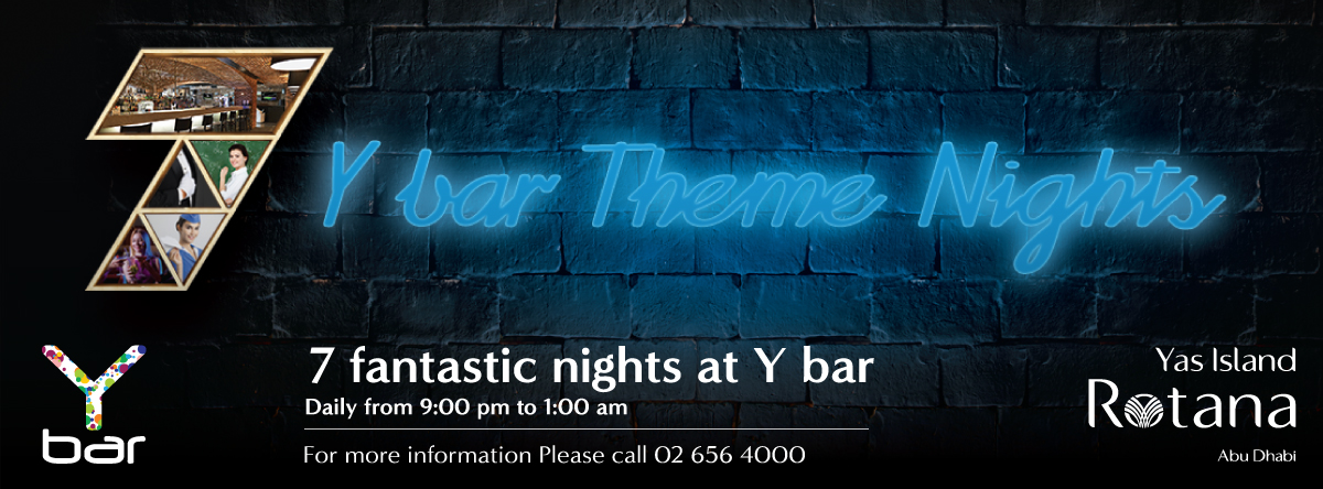Wednesday Ladies Night @ Y bar   (1)