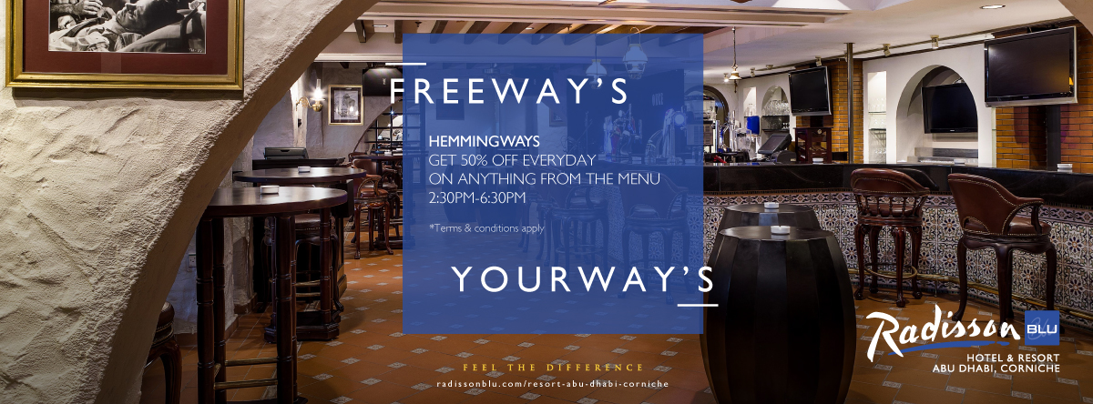 Freeway's Yourway's @ Hemingways