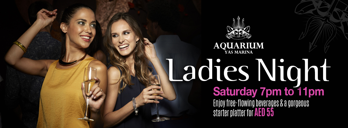 Ladies Night @ Aquarium