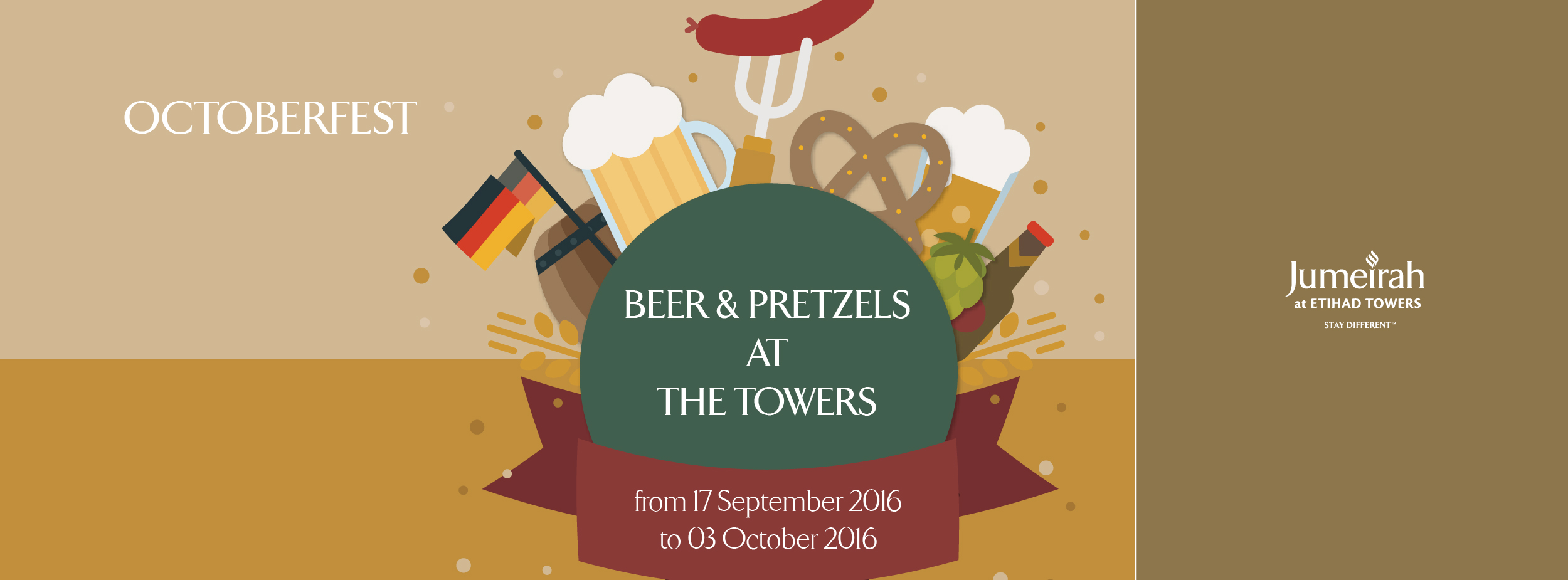 Oktoberfest at The Towers