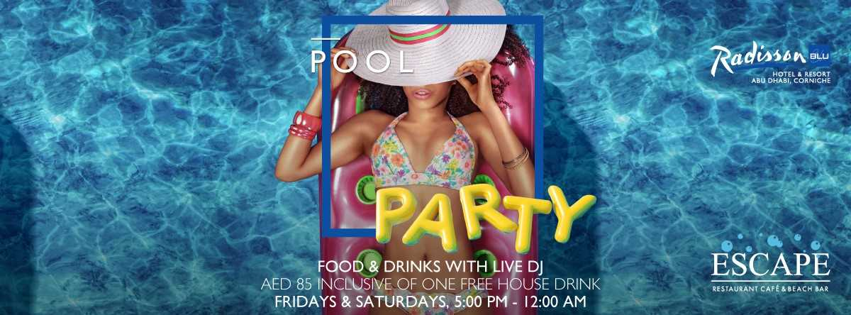Escape Pool Party