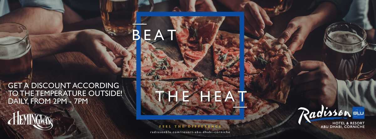 Beat the Heat @ Hemingway's